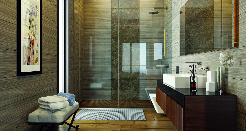 Naringi Sahil Evleri Banyo